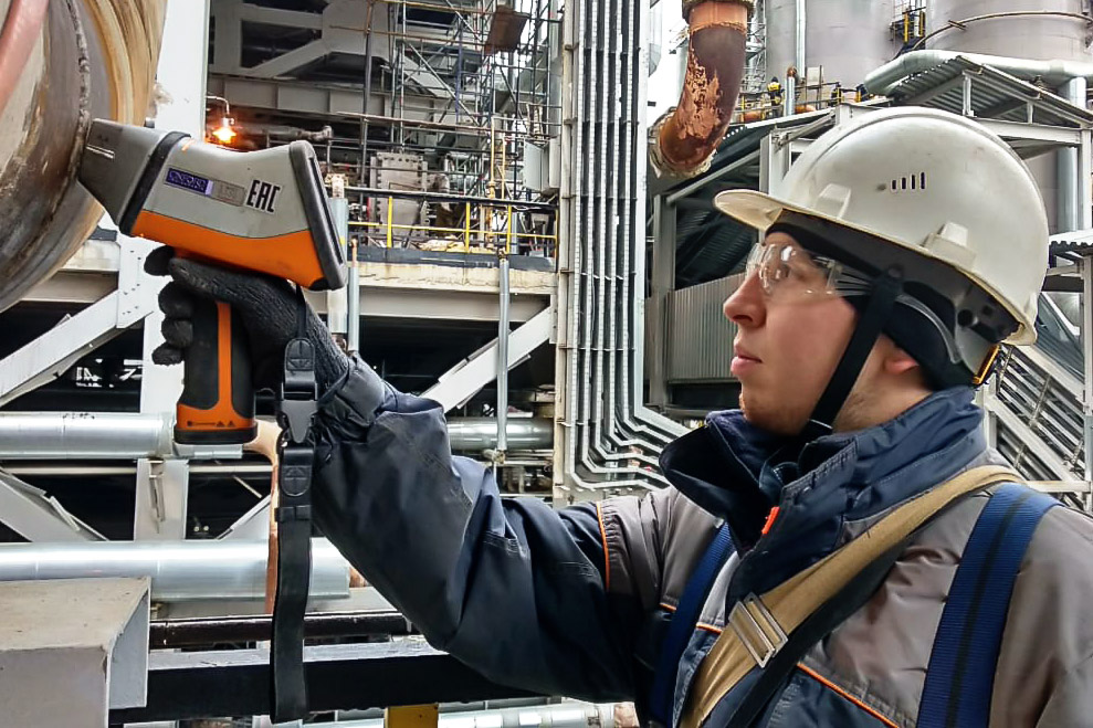 Техническое диагностирование опасных производственных объектов