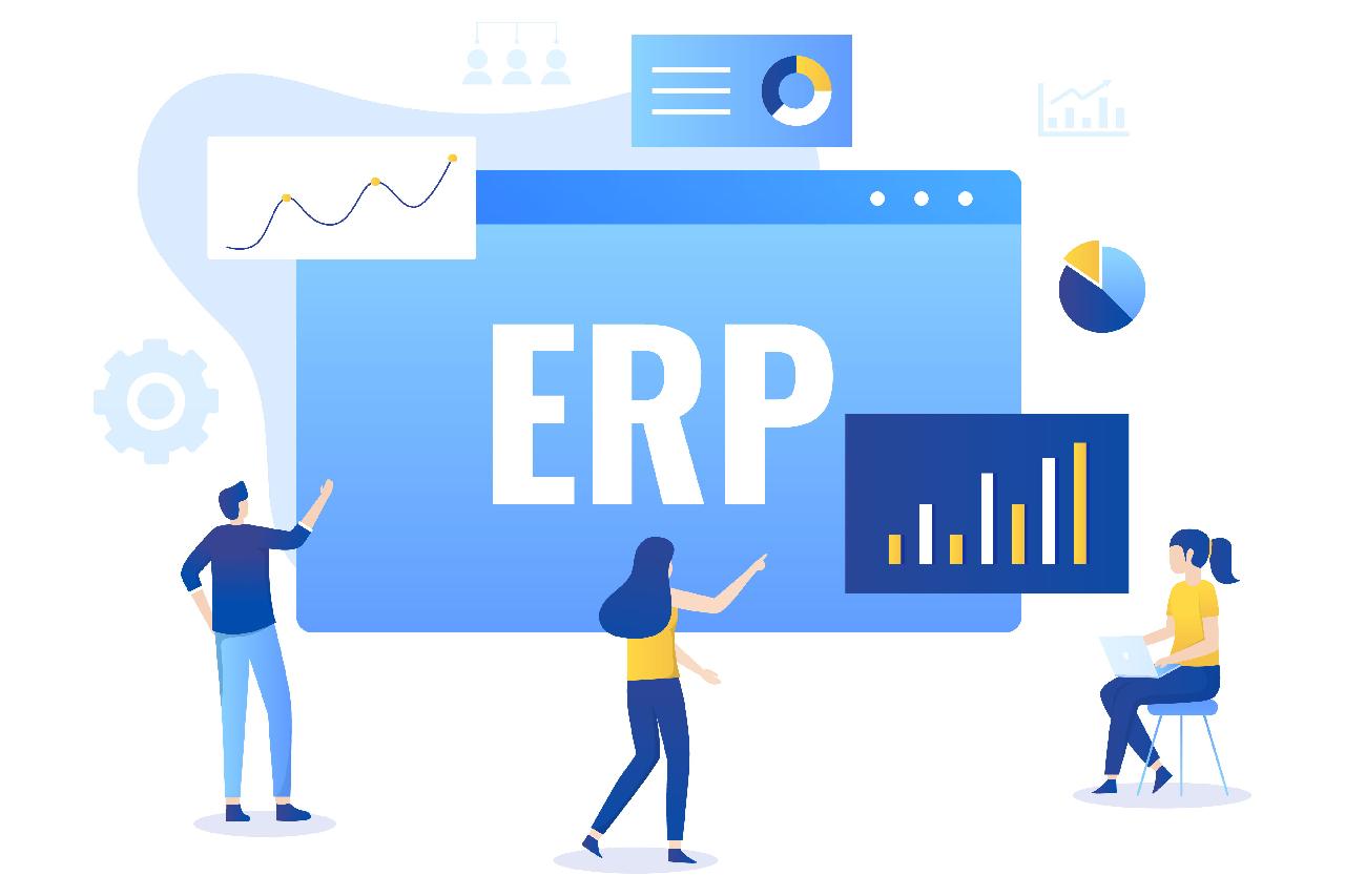 ERP для бизнес-аналитики в цепочке поставок