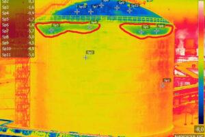 Тепловизионный метод контроля